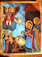 The Nativity and Adoration of the Magi